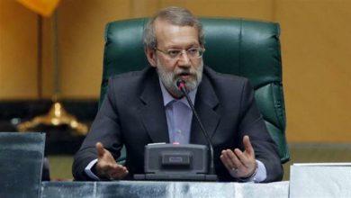 Photo of Ali Larijani re-elected as Iran's Parliament speaker