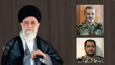 Photo of Leader Ayatollah Khamenei appoints new air defense commanders