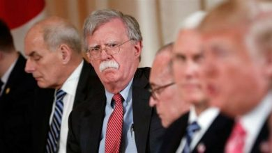 Photo of N Korea blasts 'war maniac' Bolton over missile test