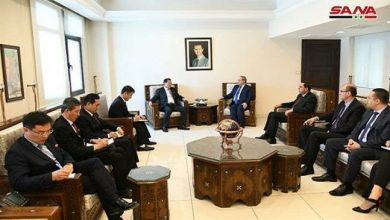 Photo of Syria urges cooperation with North Korea against US economic sanctions