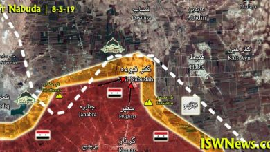 Photo of Map update from northwestern Hama: Syrian Army shifts attention to last militant stronghold