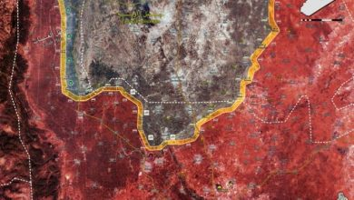 Photo of New map of upcoming Idlib offensive