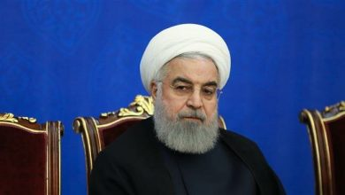 Photo of Rouhani says US bans on Iranian nation 'crime against humanity'