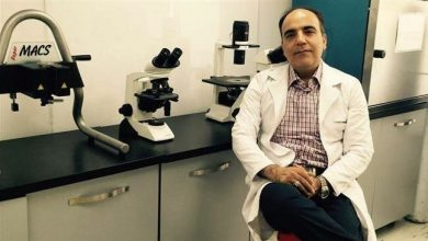 Photo of Leading Iranian stem cell scientist behind bars in US for 7 months without trial