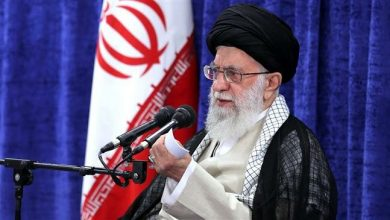 Photo of Leader Ayatollah Khamenei rules out possibility of war with US despite tensions