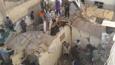 Photo of 6 civilians killed in zionist Saudi strikes on Yemen's capital
