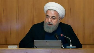 Photo of Palestine using rockets not rocks to counter 'israel': President Rouhani