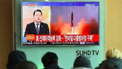 Photo of North Korea fires barrage of short-range missiles towards Sea of Japan