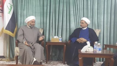 Photo of Iraqi Prominent Sunni cleric stresses unity with Iran during sanctions era