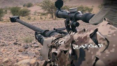 Photo of Yemeni Snipers Kill Eight Invader Saudi Soldiers in Retaliatory Attack