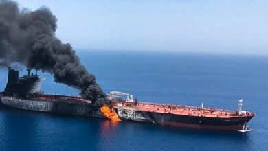 Photo of Damaged Oil Tankers Leave Iranian Waters