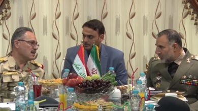 Photo of Iranian, Iraqi Commanders Discuss Joint Drills Amidst Tensions in Persian Gulf