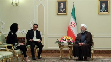 Photo of Rouhani: US drone intrusion beginning of new tension in region