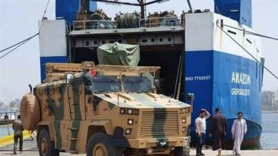 Photo of Haftar orders forces to attack Turkish ships, interests in Libya