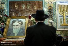 Photo of Iranian Jews mark anniversary of Hazrat Imam Khomeini's passing
