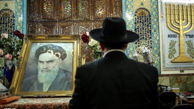 Photo of Iranian Jews mark anniversary of Hazrat Imam Khomeini's passing
