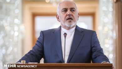 Photo of Zarif vows to 'strongly' continue 'resistance' against US' threats, sanctions
