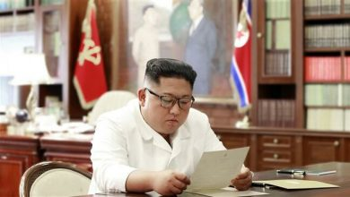 Photo of North Korea's Kim receives 'excellent' letter from Trump: KCNA