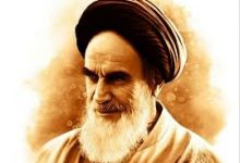 Photo of Imam Khomeini, leader of most enduring revolution