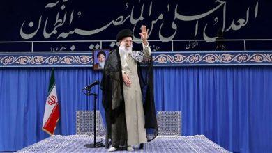 Photo of Leader Ayatollah Khamenei dismisses US offer of talks with Iran as mere 'deception'