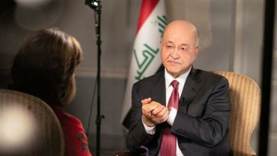 Photo of President Salih: US won't be allowed to use Iraqi soil to attack Iran