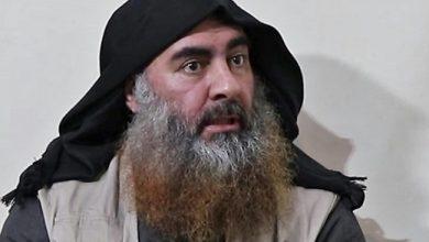 Photo of Iraqi Source: Abu Bakr Al-Baghdadi in Al-Anbar Desert Near Border with Syria