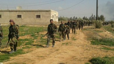 Photo of Syrian Army moves towards militant lines in northwestern Hama