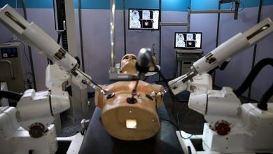 Photo of Iranian Scientists Develop Assistant Robot for Beating Heart Surgery