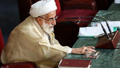 Photo of Ayatollah Jannati Re-Elected as Secretary of Iran's Guardian Council