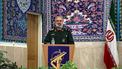 Photo of Enemies Dare Not Fire A Single Bullet at Iran: IRGC Commander