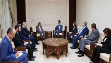 Photo of Syria will support Iran against all threats, acts of aggression: President Assad