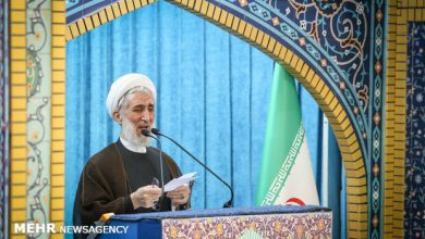 Photo of Friday prayers leader: Europeans compliant with the US; JCPOA fruitless