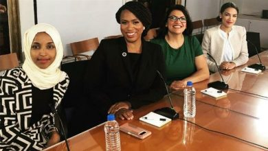 Photo of Go back where you came from: Trump to congresswomen
