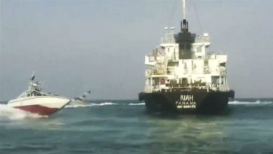 Photo of MT Riah tanker detained by Iran was smuggling oil: Panama maritime authority