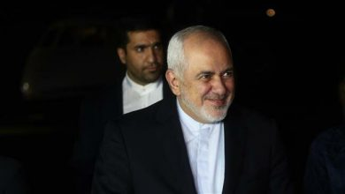 Photo of Iranian Foreign Minister Zarif arrives in Bolivia