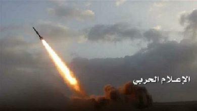 Photo of Yemeni missiles, rockets hit targets inside Saudi Arabia