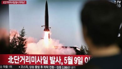 Photo of North Korea fires 2 missiles toward Sea of Japan: South