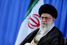 Photo of Leader of the Islamic Ummah and Oppressed Imam Ali Khamenei: Defending Oppressed People Duty