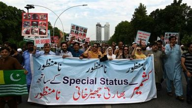 Photo of Pakistani premier urges nationwide rallies in solidarity with Kashmiris