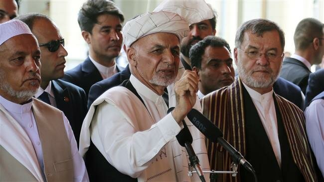 Photo of President Ghani says Afghanistan will 'survive' after US troop withdrawal