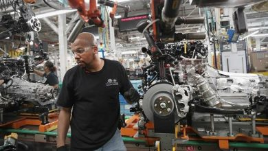 Photo of US manufacturing output drops in July