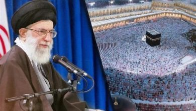 Photo of Leader of Islamic Ummah and Oppressed Imam Ali Khamenei: Deal of Century Doomed to Defeat