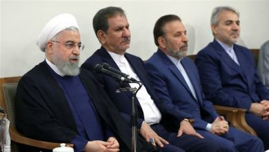 Photo of Rouhani warns intl. waterways won't be secure as before if Iran oil exports cut to zero