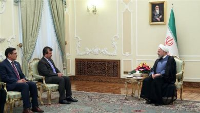 Photo of Presence of foreign forces in region root cause of problems: Rouhani