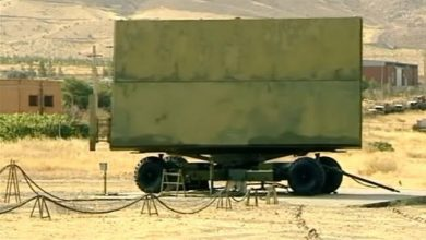 Photo of Iranian Army unveils indigenously upgraded air defense radar system