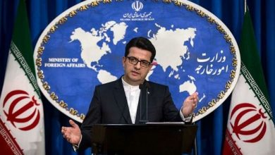 Photo of Iran uses all legitimate means to defend citizens: Foreign Ministry spokesman