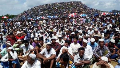 Photo of Rohingya mark 2 years since Myanmar army crackdown