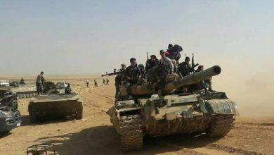 Photo of Syrian Army attacks terrorist fortress in northeast Latakia