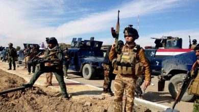 Photo of US Army Troops Block Iraqi Army's Military Operations Against ISIL in Kirkuk