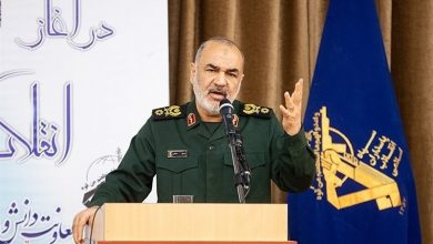 Photo of IRGC Chief: Elimination of 'israel' Not a Dream